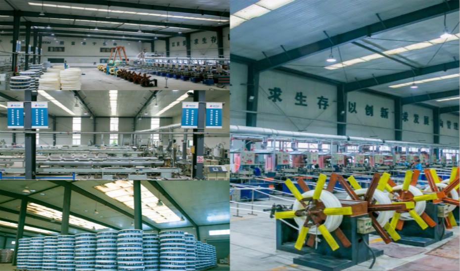 日泰管业-高精生产