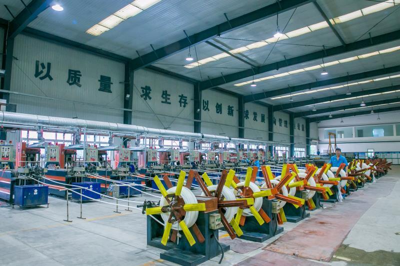 日泰管业生产基地