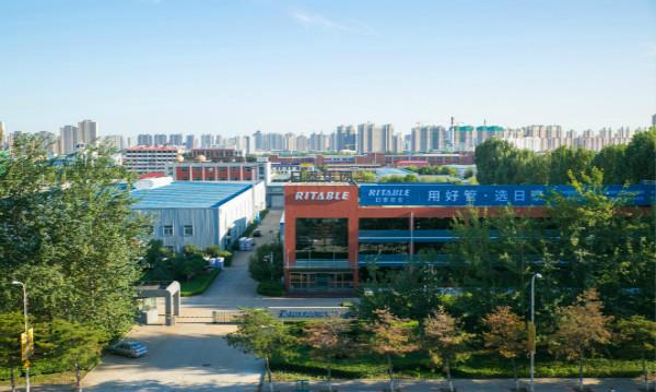 日泰管业荣登央视CCTV7开启新篇幅